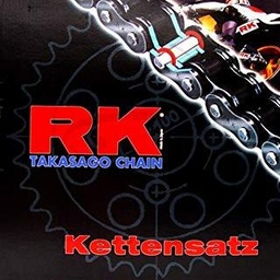 [KC340619] Kit cadena RK Aprilia RS4 125